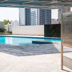 Апартаменты Dream Inn - CentralPark Tower 2BR Duplex Apartment бассейн