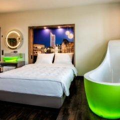 Travel24 Hotel Leipzig-City комната для гостей фото 5