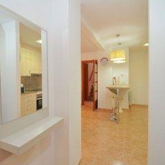 Отель Apartamento Duplex Llaverias Испания, Льорет-де-Мар - отзывы, цены и фото номеров - забронировать отель Apartamento Duplex Llaverias онлайн ванная