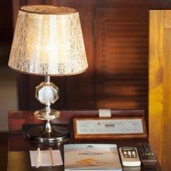 Отель MerPerle Hon Tam Resort сейф в номере