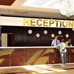 Grand Seker Hotel Турция, Сиде - 1 отзыв об отеле, цены и фото номеров - забронировать отель Grand Seker Hotel - All Inclusive онлайн интерьер отеля фото 2