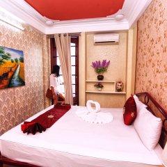 Отель Hanoi Central Homestay Ханой комната для гостей фото 4