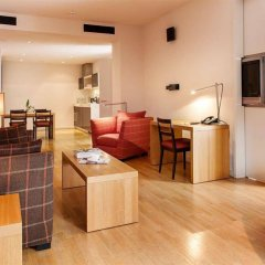 Отель Clipper Elb-Lodge Apartments Hamburg Германия, Гамбург - отзывы, цены и фото номеров - забронировать отель Clipper Elb-Lodge Apartments Hamburg онлайн спа
