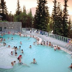 Отель Banff Caribou Lodge and Spa