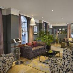 Отель Citadines South Kensington London Великобритания, Лондон - отзывы, цены и фото номеров - забронировать отель Citadines South Kensington London онлайн интерьер отеля