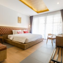 Отель Aurico Kata Resort And Spa пляж Ката комната для гостей