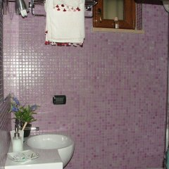 Отель B&B La Casa Di Plinio Италия, Помпеи - отзывы, цены и фото номеров - забронировать отель B&B La Casa Di Plinio онлайн ванная