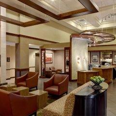 Отель Hyatt Place Ontario / Rancho Cucamonga интерьер отеля фото 2