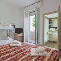 Отель Residence Siesta Италия, Римини - отзывы, цены и фото номеров - забронировать отель Residence Siesta онлайн комната для гостей фото 3