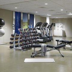 Отель Scandic Continental фитнесс-зал