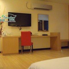 Отель De Garden Hotel, Butterworth Малайзия, Баттерворт - отзывы, цены и фото номеров - забронировать отель De Garden Hotel, Butterworth онлайн удобства в номере фото 2
