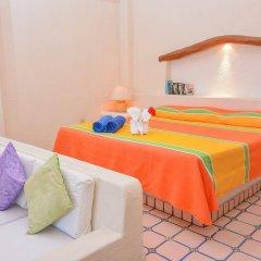 Отель Villas San Sebastián комната для гостей фото 3