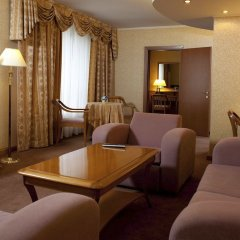 Гостиница Космос комната для гостей фото 3