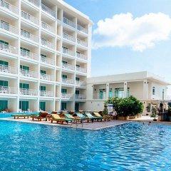 Отель Chanalai Hillside Resort, Karon Beach фото 5