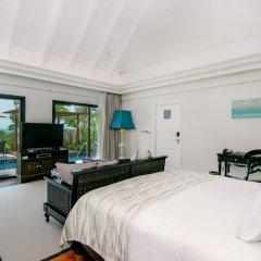 Отель InterContinental Samui Baan Taling Ngam Resort комната для гостей фото 2