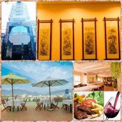 Copac Hotel Нячанг бассейн фото 2