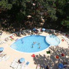 Отель Odessos Park Hotel - Все включено Болгария, Золотые пески - отзывы, цены и фото номеров - забронировать отель Odessos Park Hotel - Все включено онлайн бассейн фото 2