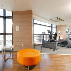 Hotel MyStays Utsunomiya Уцуномия фитнесс-зал фото 4