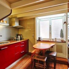 Апартаменты Luxury apartment - garden access Monceau в номере