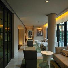 Metropolo Classiq Shanghai Jing'an Temple Hotel интерьер отеля