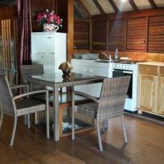 Отель Bungalow Manuka Французская Полинезия, Бора-Бора - отзывы, цены и фото номеров - забронировать отель Bungalow Manuka онлайн фото 5