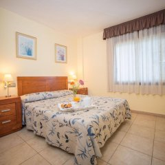 Отель Ona Jardines Paraisol Испания, Салоу - отзывы, цены и фото номеров - забронировать отель Ona Jardines Paraisol онлайн комната для гостей фото 4