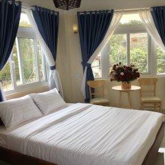 NK Dalat Hotel Далат комната для гостей фото 4