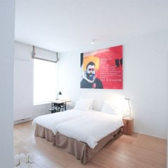 Отель Urbanrooms Bed & Breakfast Брюссель комната для гостей фото 4