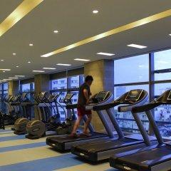 Отель Pullman Saigon Centre фитнесс-зал фото 2