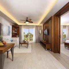 Отель Majestic Mirage Punta Cana All Suites, All Inclusive Доминикана, Пунта Кана - отзывы, цены и фото номеров - забронировать отель Majestic Mirage Punta Cana All Suites, All Inclusive онлайн комната для гостей фото 4