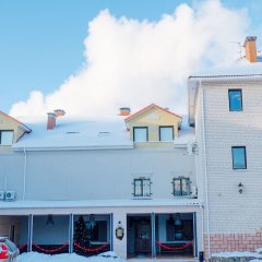 Бизнес-отель Кострома парковка
