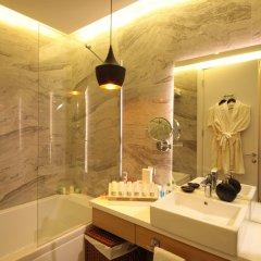 Amara Dolce Vita Luxury Турция, Кемер - 6 отзывов об отеле, цены и фото номеров - забронировать отель Amara Dolce Vita Luxury онлайн ванная фото 2