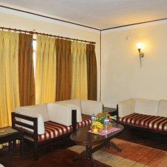 Отель Temple Tiger Thamel Apartment Непал, Катманду - отзывы, цены и фото номеров - забронировать отель Temple Tiger Thamel Apartment онлайн комната для гостей фото 3