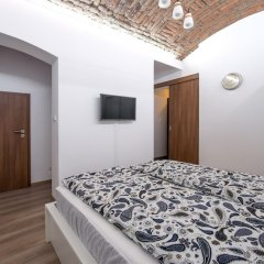 Отель Residence Dobrovskeho 30 Чехия, Прага - отзывы, цены и фото номеров - забронировать отель Residence Dobrovskeho 30 онлайн комната для гостей фото 2