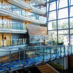 Отель Eurohotel Barcelona Gran Via Fira интерьер отеля фото 2