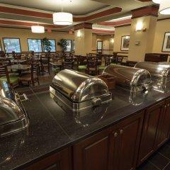 Отель Drury Inn & Suites Columbus Convention Center фитнесс-зал фото 2