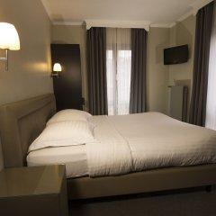 Hotel Chantecler Брюссель сейф в номере