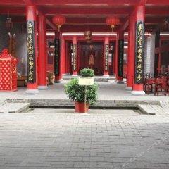 Отель Wulonghu Resort развлечения