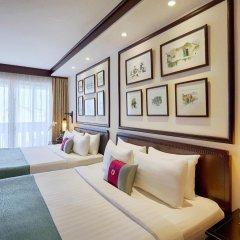 Little Beach Hoi An. A Boutique Hotel & Spa комната для гостей фото 2