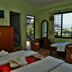 Отель Mandala Непал, Покхара - отзывы, цены и фото номеров - забронировать отель Mandala онлайн спа