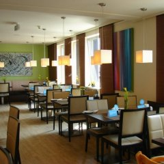 Отель NH Collection Wien Zentrum гостиничный бар