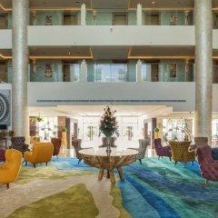 Royal Central Hotel The Palm интерьер отеля