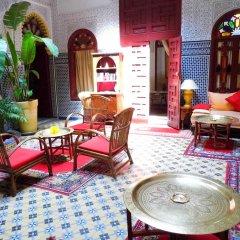 Отель Riad A La Belle Etoile развлечения