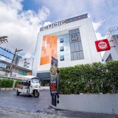 Cubic Bed Pratunam - Hostel Бангкок парковка