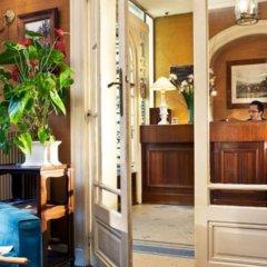 Отель Hôtel Perreyve интерьер отеля фото 3