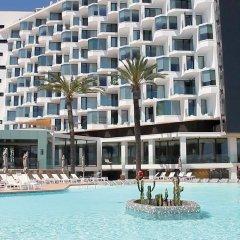 Hard Rock Hotel Ibiza пляж