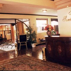 Hotel Santa Cruz интерьер отеля фото 2