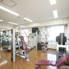Nagoya Kanko Hotel фитнесс-зал