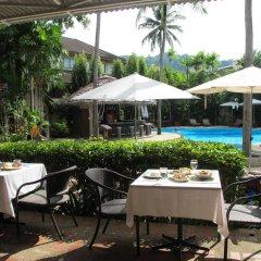 Отель Coconut Village Resort питание