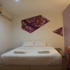 Отель 63 Bangkok Boutique Bed & Breakfast комната для гостей фото 3